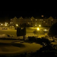 Photo taken at The Osthoff Resort by Joe C. on 2/16/2013