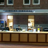 Photo taken at Schow Science Library by Jonathan C. on 10/13/2014