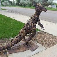 Photo taken at Dakota Dinosaur Museum by Jonathan C. on 6/3/2014