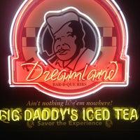 Photo taken at Dreamland BBQ by Nick B. on 1/14/2014