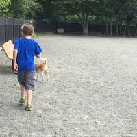 Photo taken at Baron Cameron Dog Park by Monique C. on 8/4/2016
