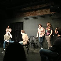 Photo taken at Upright Citizens Brigade Theatre by Lionel C. on 1/14/2013