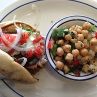 Photo taken at Stop'n Cafe Greek Cuisine by Lionel C. on 4/26/2013
