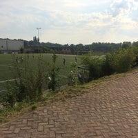 Photo taken at FC Asse-Zellik 2002 by Fabienne R. on 8/27/2016