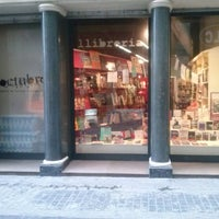 Photo taken at llibreria 3 i 4 by Federico P. on 3/20/2014
