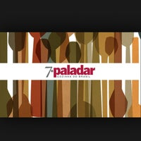 Photo taken at 7 Paladar by Claudia S. on 5/3/2013