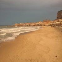 Foto scattata a Spiaggia di Cefalù da Vincenzo P. il 1/26/2014