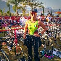 Photo taken at estadio valle de bravo by Alma C. on 4/18/2015
