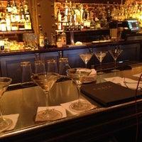 Photo taken at Chaya Brasserie by Tony O. on 12/20/2012