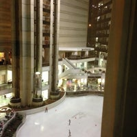 Photo taken at Marriott City Center Dallas by Kyle J. on 11/9/2012