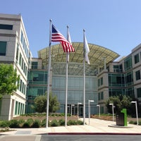 Photo taken at Apple Inc. by Camille K. on 4/27/2013