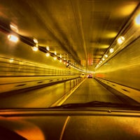 Photo taken at Queens-Midtown Tunnel by Levi M. on 10/20/2012