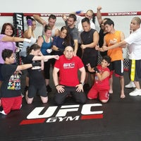 Photo taken at UFC GYM by Andre T. on 6/19/2015