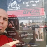 Photo taken at UFC GYM by Andre T. on 9/25/2015