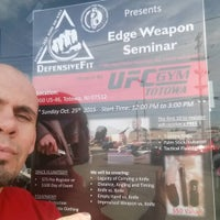 Photo taken at UFC GYM by Andre T. on 10/25/2015