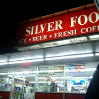 Photo taken at Silver Food Mart by Alice🌺 F. on 10/3/2013