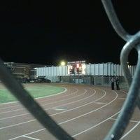 Photo taken at Hutchins Stadium Ysleta by Alice🌺 F. on 8/31/2013