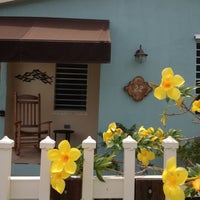 Photo taken at Coralina Cottage by Sandy S. on 5/7/2013