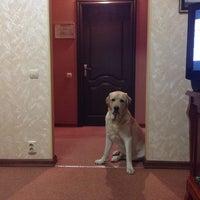 "Photo taken at Hotel ""Оазис"" by Екатерина Ш. on 4/21/2014"