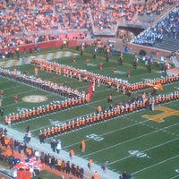 Photo taken at Neyland Stadium by Mathew M. on 11/24/2012