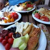 Photo taken at Don Kişot Börek & Mantı by Caner A. on 6/16/2013