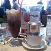 Photo taken at Cafe Terrace by sorry_mylife on 12/7/2013