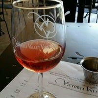 Photo taken at Victoria Valley Vineyards by Steve S. on 10/16/2016