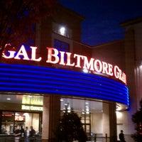 Photo taken at Regal Cinemas Biltmore Grande 15 & RPX by Steve S. on 10/20/2012