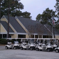 Photo taken at Carolina Shores Golf & Country Club by Steve S. on 3/16/2013