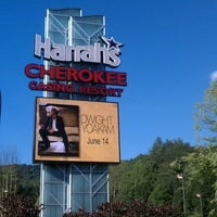 Photo taken at Harrah's Cherokee Casino & Resort by Steve S. on 6/14/2013