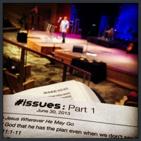 Photo taken at LifePoint Church by Racheal Z. on 6/30/2013