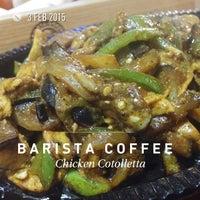 2/3/2015 tarihinde Zaher K.ziyaretçi tarafından Barista Coffee'de çekilen fotoğraf