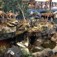 Photo taken at Bass Pro Shops by Jeannie on 11/28/2012
