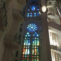 Foto tomada en Cripta de la Sagrada Família por Gisela C. el 9/1/2016