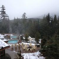รูปภาพถ่ายที่ Scandinave Spa Whistler โดย Vikki L. เมื่อ 3/2/2013