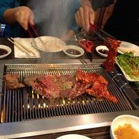 Photo taken at Gangnam BBQ by Vikki L. on 6/15/2014