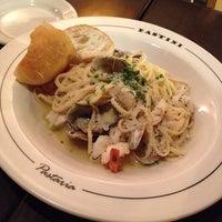 Photo taken at Pastini Pastaria by Vikki L. on 11/11/2014