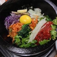 Photo taken at Jeonju Bibimbap Korean Restaurant by Vikki L. on 9/24/2014