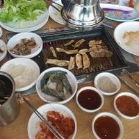 Photo taken at Daessiksin Korean BBQ Buffet by Gerald O. on 10/26/2014