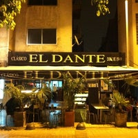Photo taken at El Dante by Andy S. on 11/22/2012