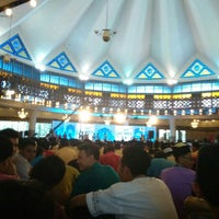 Photo taken at Dewan Solat by Muhammad A. on 10/14/2015