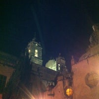 Photo taken at Hosteria Del Convento by Clausilore J. on 12/23/2012