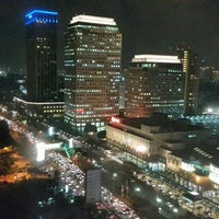 Photo taken at Panin Tower by Andrian B. on 11/18/2015