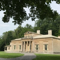 Photo taken at Hyde Hall by Michael C. on 7/22/2017
