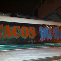 Photo taken at Tacos Mi Rancho by Phil on 8/25/2013