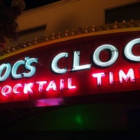 Photo taken at Doc's Clock by Phil on 3/16/2013