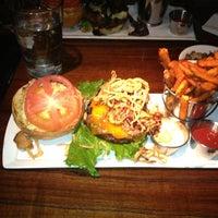 Photo taken at Thunder Burger & Bar by Wayne W. on 12/31/2012