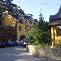 Снимок сделан в У Лiсi пользователем Yvgenij S. 8/2/2014