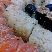 Photo taken at Crystal Sushi Bar by Oksana B. on 1/2/2014