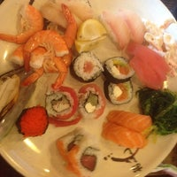 Photo taken at Osaka Japanese Seafood Buffet by Eliot E. on 9/5/2014